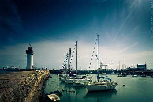 Quiberon - Port Haliguen