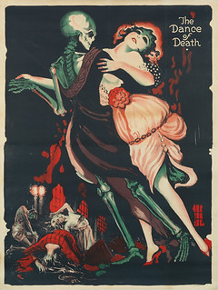 "Josef Fenneker ""The Dance of Death"" 1919"