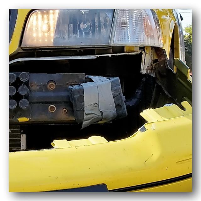 Car Repair Tape