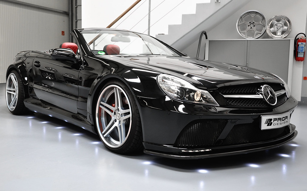 Prior Design Sl Black Series Conversion Kit Photos Amp Info Teamspeed Com