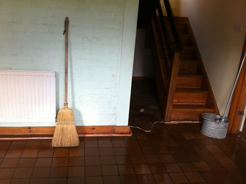 I lavori in casa che fanno restare in forma