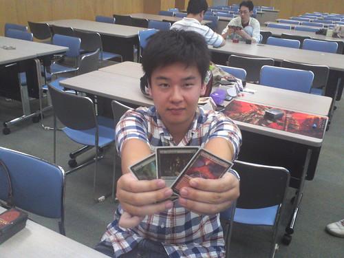 LMC Yoyogi 366th Champion : Koyanagi Takashi