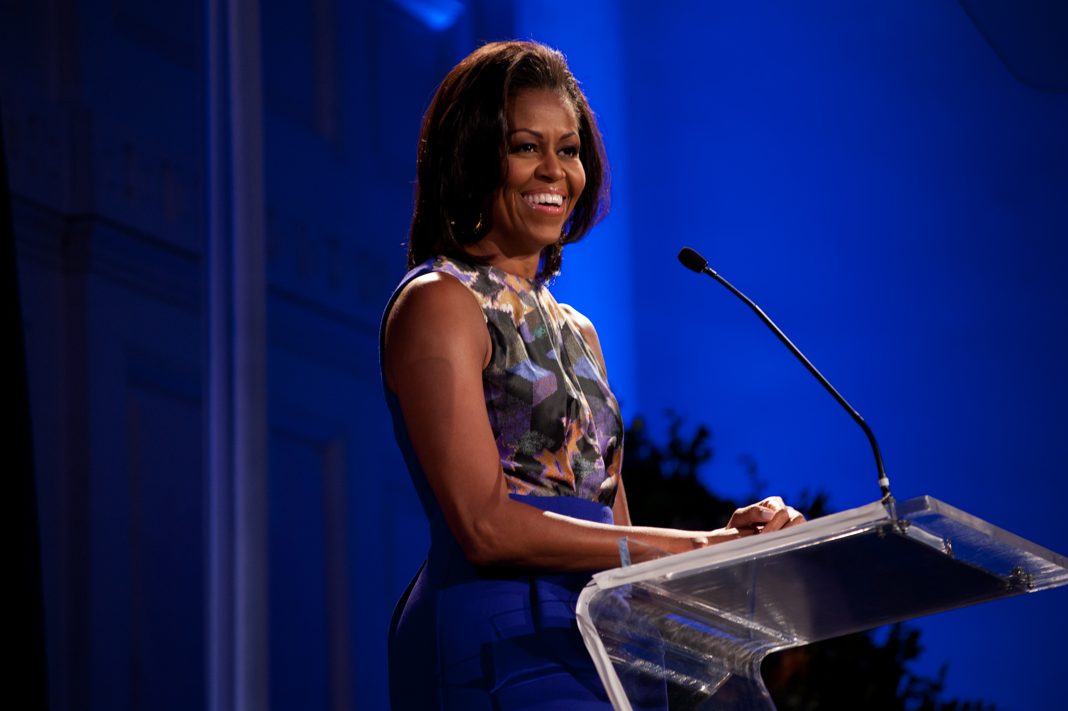 Women for Obama Luncheon with First Lady Michelle Obama—New York, September 20th, 2011