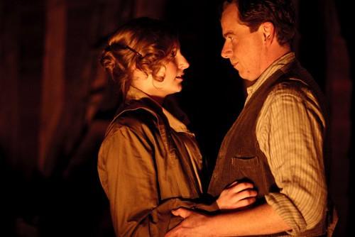 Lady Edith and John Drake