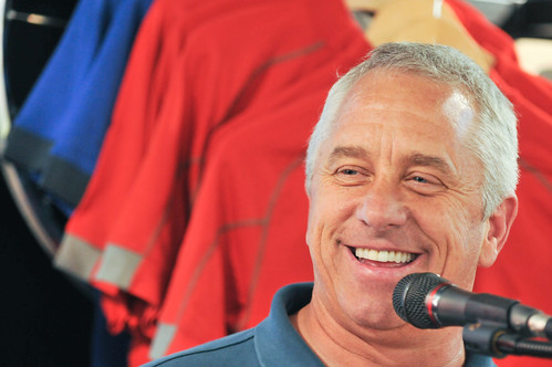 Greg LeMond in Portland-7-6