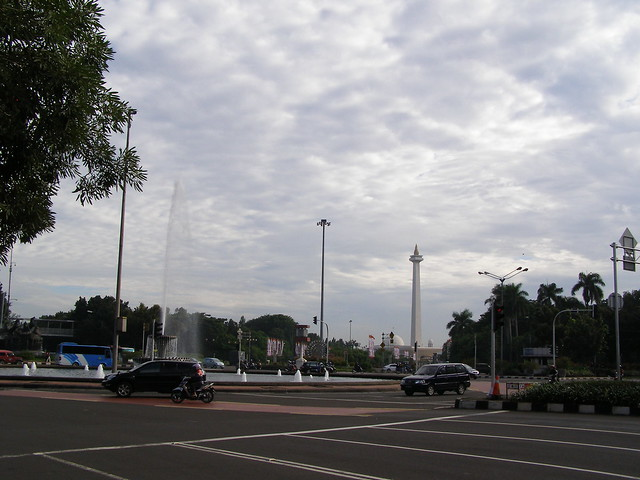 Monas国家纪念碑