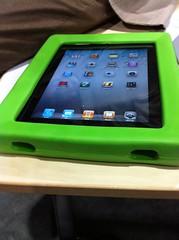 iPad in the Big Grip