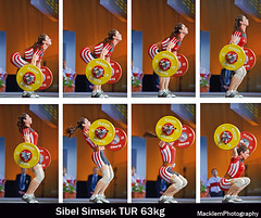 Olympic Weightlifting sequences