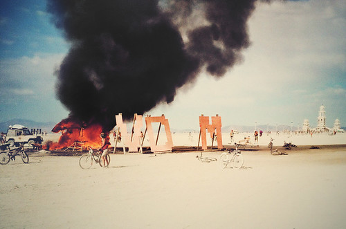 Burning Man 2011 - VDM