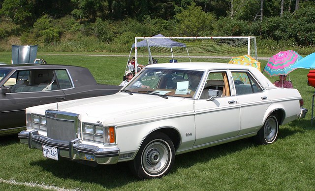 1977 Lincoln Versailles 4 Door Flickr Photo Sharing