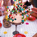 Wonderlandia Bridal Shower: Confetti Toppers