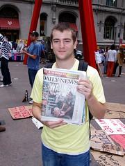Day 9 Occupy Wall Street September 25 2011 Shankbone 42