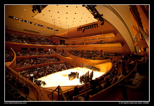 The Kauffman Center for Performing Arts