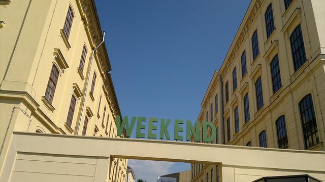 Weekend Media Festival!