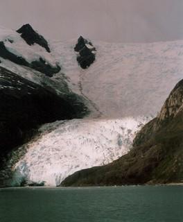 Gletscher Beagle Kanal Chile
