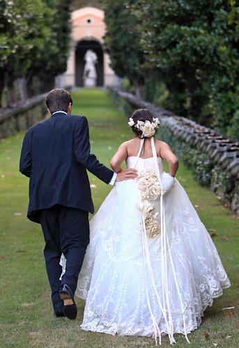 Wedding on the Lake of Como