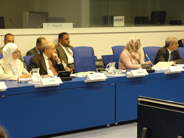 ARASIA meeting at the IAEA's 55th General Conference