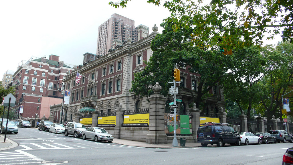 Cooper hewitt national design museum new york for Attractions near new york city