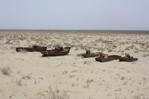 Moynaq, Aral Sea