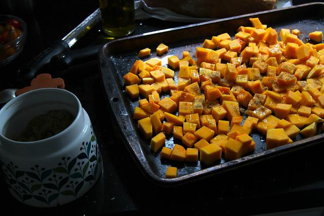 Butternut Squash, Ricotta, And Sage Crostini Recipe — Dishmaps