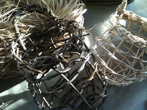 Willow Reed Baskets