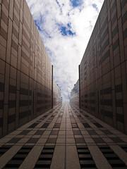 The corridor of the sky