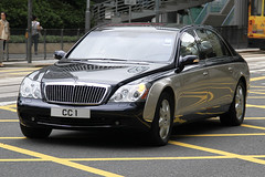 Maybach, 62, Central, Hong Kong