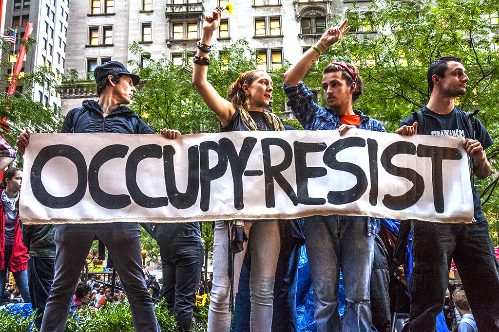 OCCUPY-RESIST--Manhattan