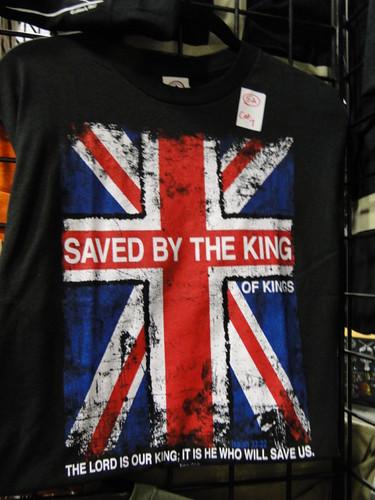 Christian Tee Shirts