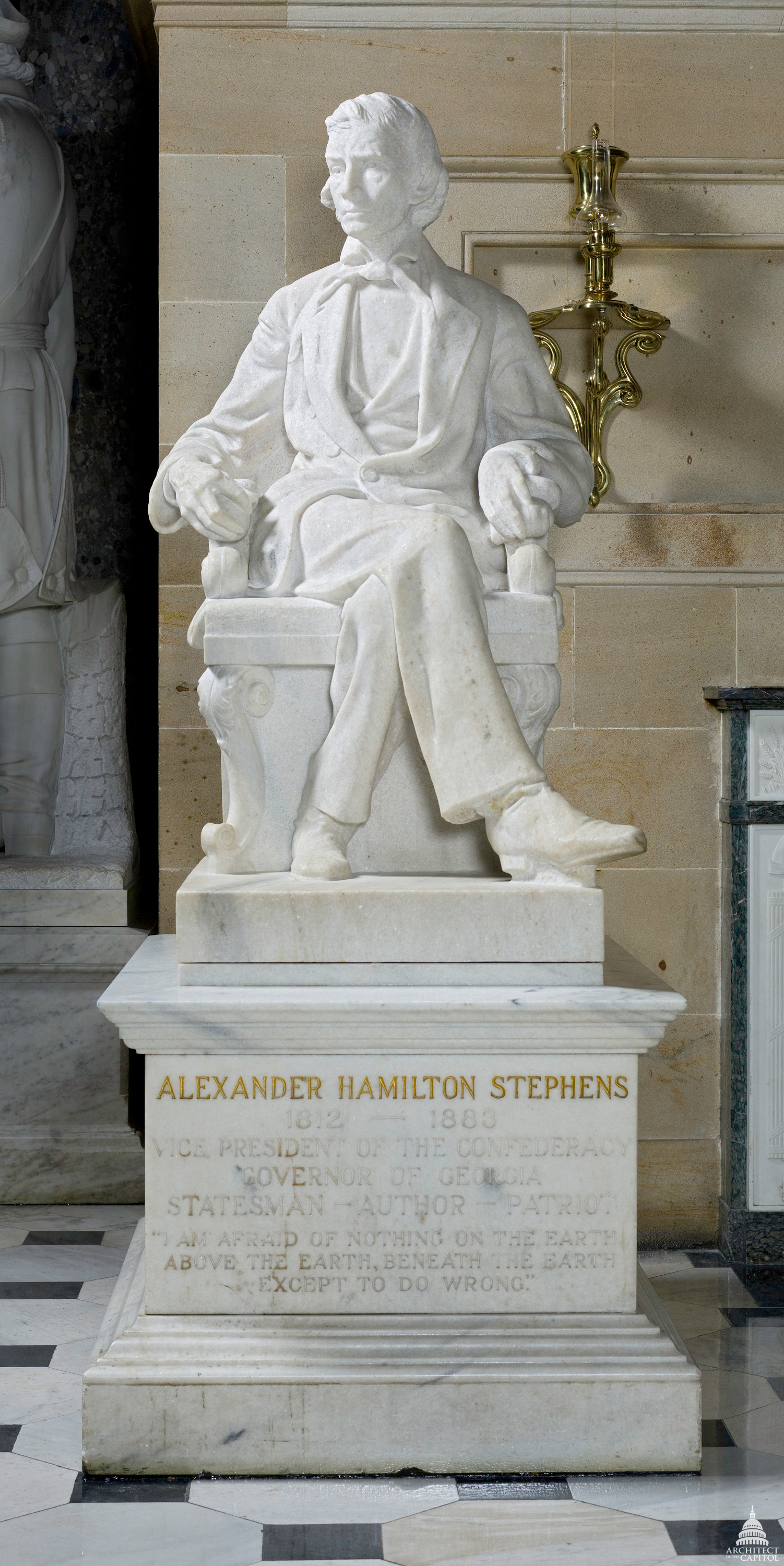 Alexander H Stephens Quotes