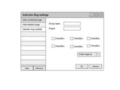 A settings mokup for indicator-bug