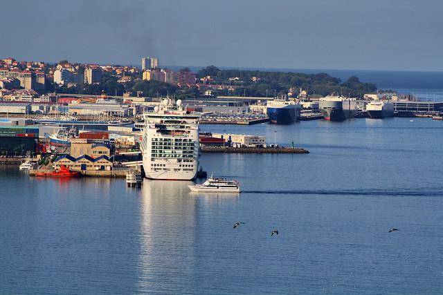 Puerto de vigo flickr photo sharing - Puerto de vigo cruceros ...