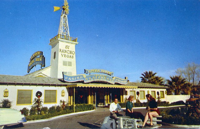 El Rancho Vegas - Las Vegas Strip