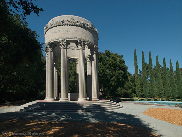 Las Pulgas Water Temple, Redwood City, California