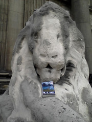 Town Hall Lion, Leeds