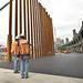 SR 99 construction bypass