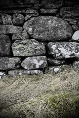 Rannoch Stone Wall