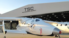 TSC Hanger Dedication - FAITH. Photo By Richard Weston Smith