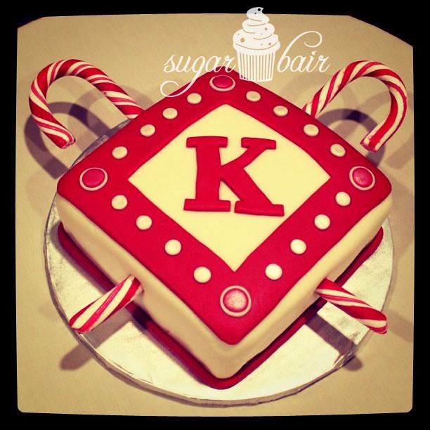 Alpha Phi Alpha Birthday Cake