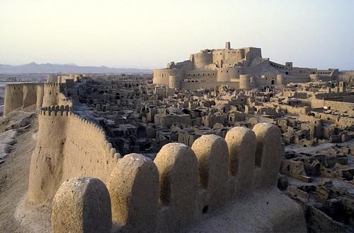 Arg-e Bam , Iran (Citadel of Bam, Unesco world heritage)