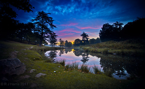 park water sunrise leicester bradgate 163528 canon5dmk2