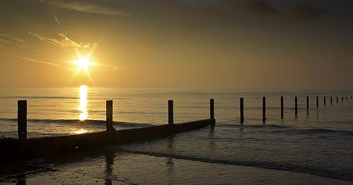 Sun Rise Sun Burst