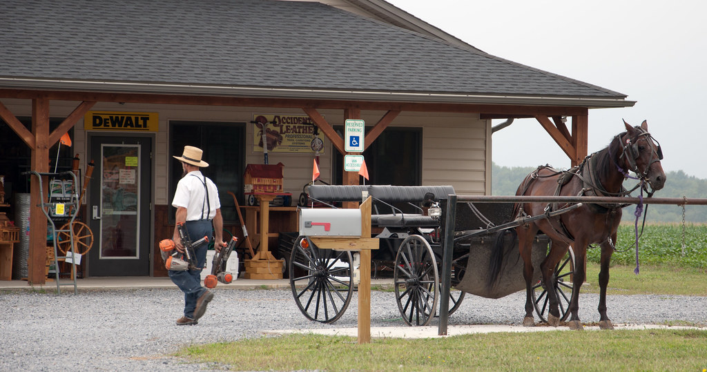 Pennsylvania Amish