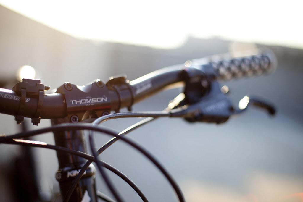 Specialized Epic Mountain Bike -Thomson Elite Mountain 50mm 90 Degrees