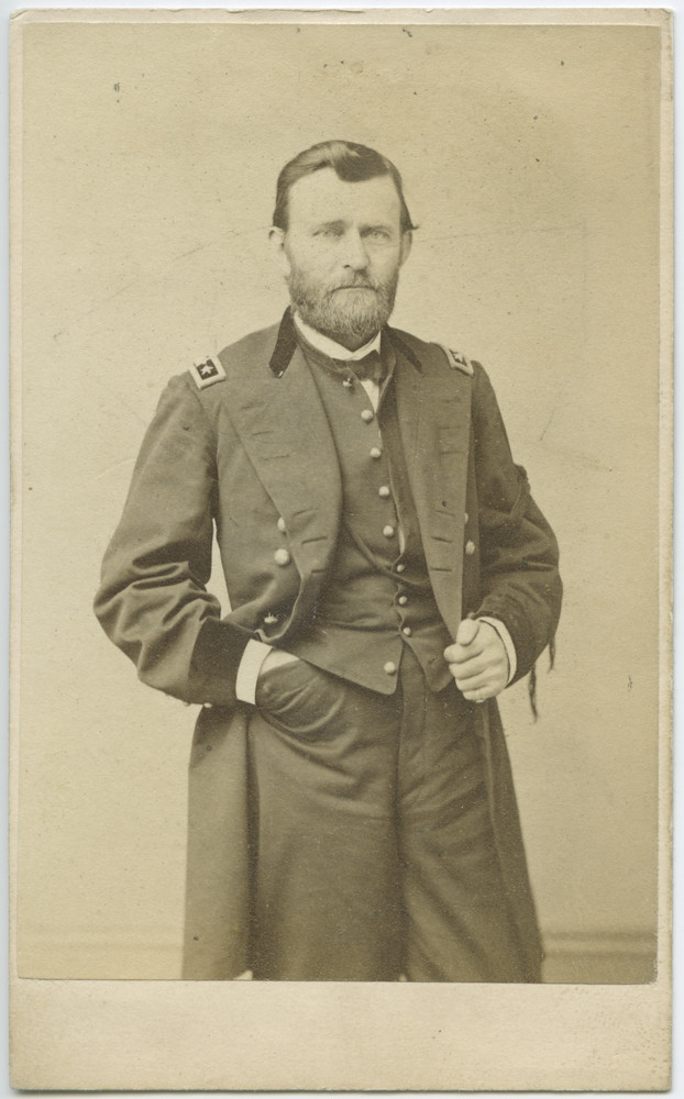 [General Ulysses S. Grant, Union Army]