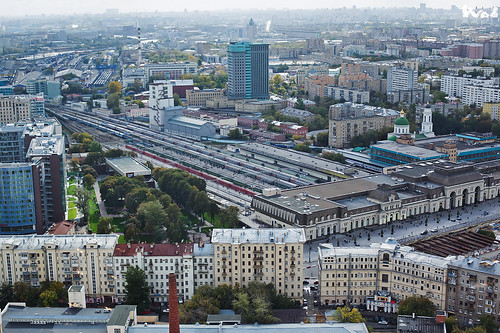Moscow Railway Station by ru0905