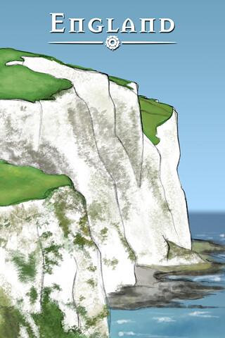England - Geocaching.com Souvenirs