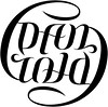 """Dan Gold"" Ambigram A custom ambigram"