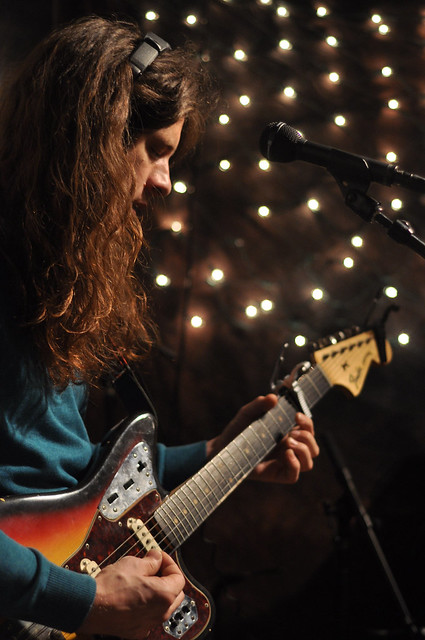 Kurt Vile at KEXP on 9/28/2011