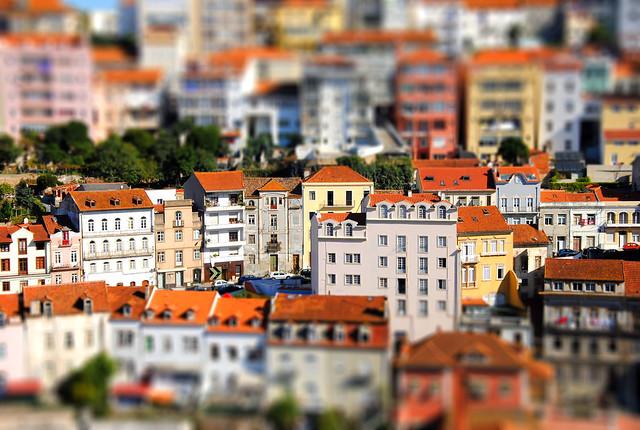 Tilt Shift - Coimbra